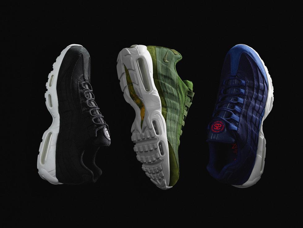 sneakers for cheap 3cd0b 784b8 Stüssy Nike Air Max 95 | Stussy | UK & EU