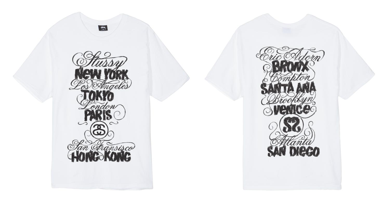 844fdb373ae5cf Stüssy World Tour | Stussy | Official Website USA & Canada
